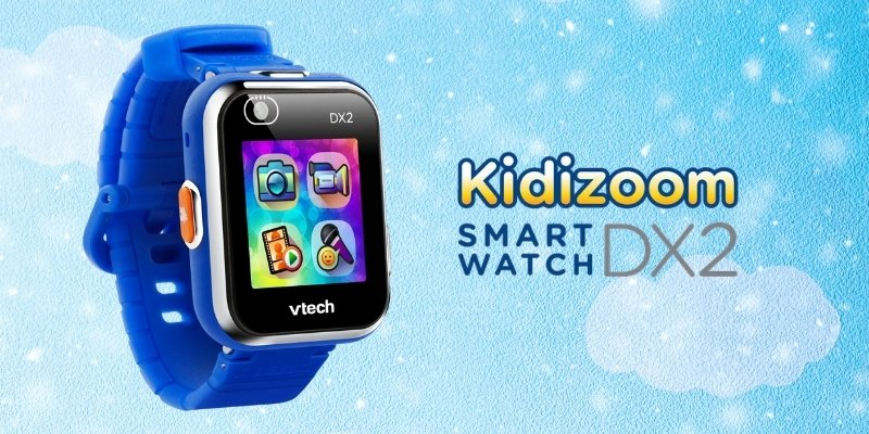 VTech KidiZoom Smartwatch DX2 Review