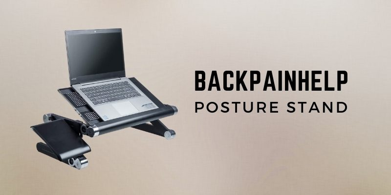 BackPainHelp Posture Stand Review