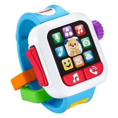 Fisher-Price Time-to-Learn Smartwatch