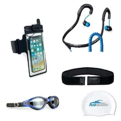H2O Audio Smartphone Swim Pack