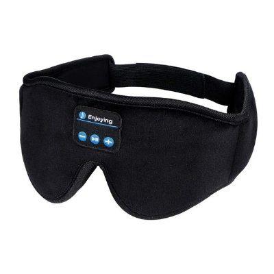 LC Dolida Sleep Headphones Eye Mask